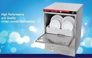 Commercial Undercounter Dishwasher - Brand new, Factory Warranty - FREE SHIPPING