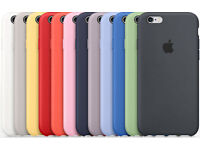 Job Lot 20x Apple Silicone Case For iPhone SE/5S/5 (Mixed Colour)