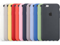 Brand New Apple Silicone Case for iPhone SE/5S/5 (Mixed Colours)