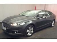 FORD MONDEO GREY 2.0 TDCI 180 TITANIUM P/S HATCHBACK DIESEL FROM £51 PER WEEK!