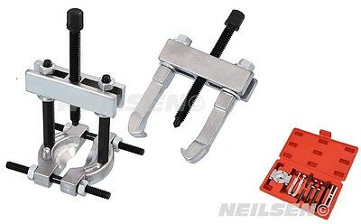 9pc MINI BEARING PULLER & SEPARATOR SET 15~58mm Splitter Removal Tool by NEILSEN