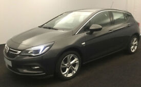 Vauxhall/Opel Astra FROM £45 PER WEEK!