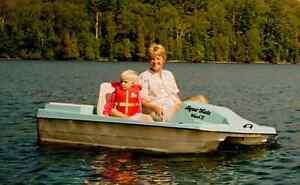 Aqua-Mate Paddle Boat for Sale