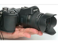 Sony F828 digital slr camera
