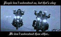 Get out and RIDE (calling all motorcycle enthusiasts)