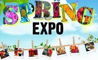SEEKING VENDORS- 2nd annual Spring Expo trade show in Drumheller