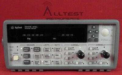 Hp - Agilent - Keysight 53131a Frequency Counter 225mhz