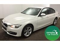 £275.98 PER MONTH 2013 BMW 316i 1.6 SPORT PETROL MANUAL