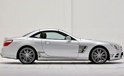 BRABUS Seitenschwelleraufsätze für Mercedes Benz SL ( R231 )