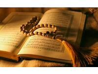 Qualified Quran tutor/ Hafiz