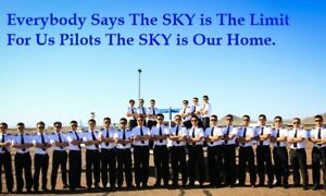 Enrol and Become an Airline Pilot, Secure your Future and Income