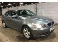 BMW 5 SERIES 2.0 520D SE 4d 175 BHP PARKING SENSORS ++ FULL YEAR MOT ++ FULL SERVICE RECORD