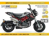 2020 BENELLI TNT 125CC NEW MOTORBIKE *FINANCE AVAILABLE *DIRECT DELIVERY