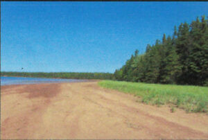 7.6 Acres of Prime Waterfront with 900ft of Shorefront in PEI