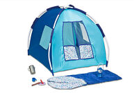 Our Generation- Blue Camping Set