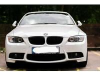 Bmw white convertible e93 low miles **read description