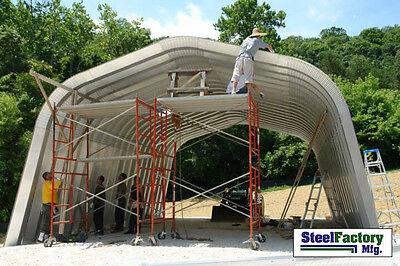 Steel 30x40x16 Metal Garage General Storage Building Manufacturer Clearance Sale