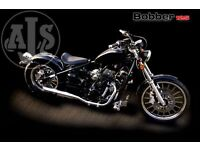 * Brand New 2017 * Plate AJS Bobber 125. Warranty ; Free Delivery. Main dealer: 15-03