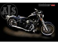 * Brand New 2017 * Plate AJS Bobber 125. Warranty ; Free Delivery. Main dealer: 21-03