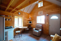 WINTER SPECIALS NOW ON ! -HAVE YOUR CABIN BY SPRING