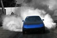 1984 Mazda RX-7 drag car roller or turnkey