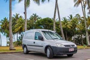 2006 Holden Combo Van/Minivan Cairns Cairns City Preview