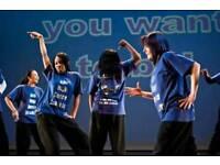 Teen street dance