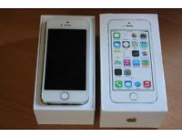 Iphone 5s Silver 16GB (EE)