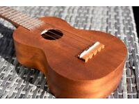 Famous Kiwaya FS-1 Soprano Ukulele - new and boxed