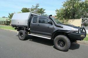 2009 Toyota Hilux Ute Wollongong Wollongong Area Preview