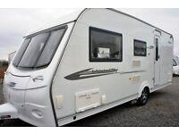 2012 Coachman Ashington GTRS Sussex 4 Berth Caravan End Washroom