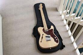 Fender American Deluxe Thinline Telecaster