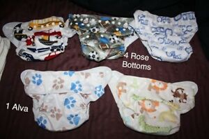Boy Cloth diapers