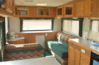 Sunnyside RV Motel - The Ultimate Camping Experience!