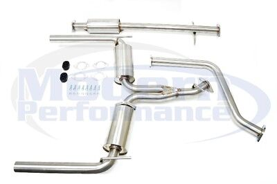 MPX Dual Exhaust System WITH Mufflers   13 16 Dodge Dart All Models
