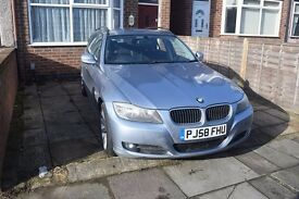 "BMW e90 320d SE, FSH 17"" alloys, estate, no problems with the car, grab a bargain,need gone ASAP"