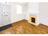 Three bedroomed mid terrace off Burton Road