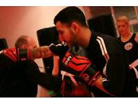 6 weeks beginners kickboxing course