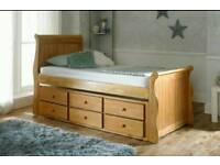 Captain Guest Bed