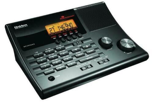 Bearcat BC365CRS 500 Channel Analog Scanner FM Radio Alarm C