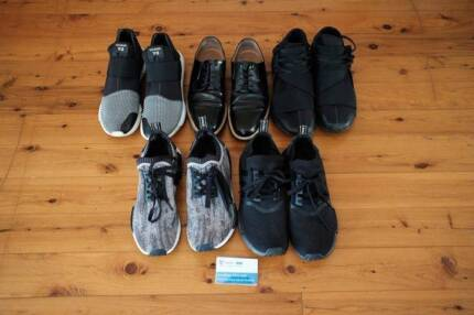 Y-3, Adidas, Common Projects - US11