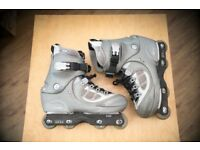 Salomon STi Pro Inline Skates Rollerblades UK SIZE 8