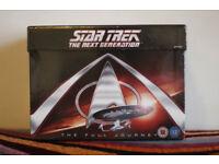 Star Trek: The Next Generation - The Full Journey [DVD] NEW!!!