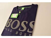 Hugo Boss Mens Crew Neck T-shirts for WHOLESALE ONLY