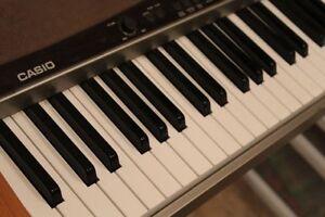 Casio Electric Piano (Fullsize Keyboard)