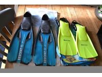 Childrens flippers for sale