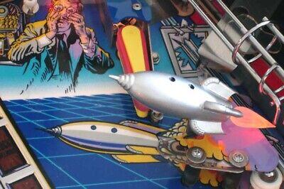 Twilightzone Pinball Rocket Mod