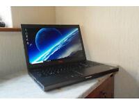 """Brilliant condition, mega fast Dell Precision 17.3"""" i7 Extreme Full HD laptop. 2GB GPU. 16GB RAM."""