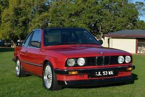1987 BMW 318i E30 TC Baur Convertible - STUNNING!!! Kensington South Perth Area Preview