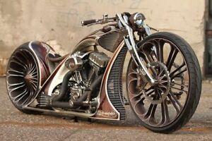 mecanicien de moto